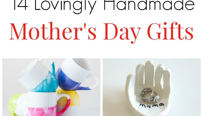 14 Thoughtful Gifts to Make For Mom