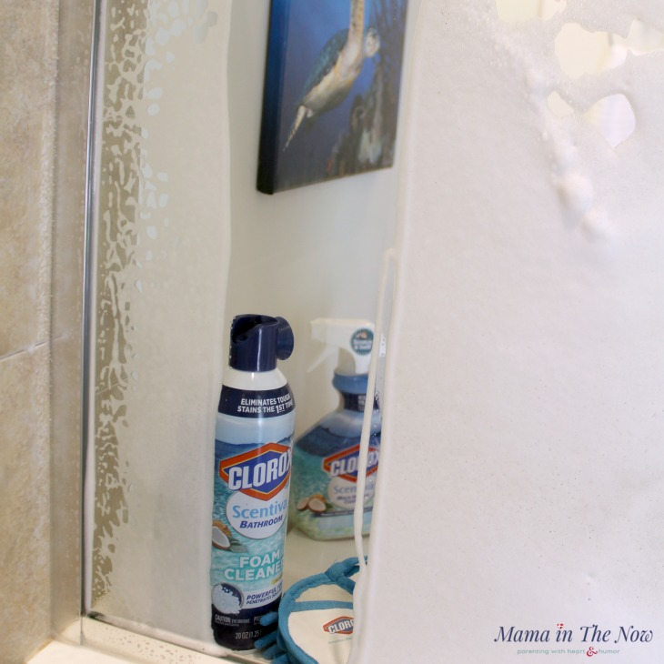 Clorox Scentiva to the rescue when your boy's bathroom takes on a life of its own!