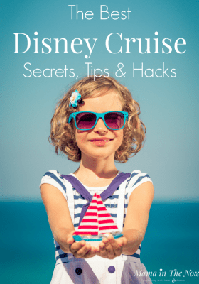 The Best Disney Cruise Secrets, Tips and Hacks