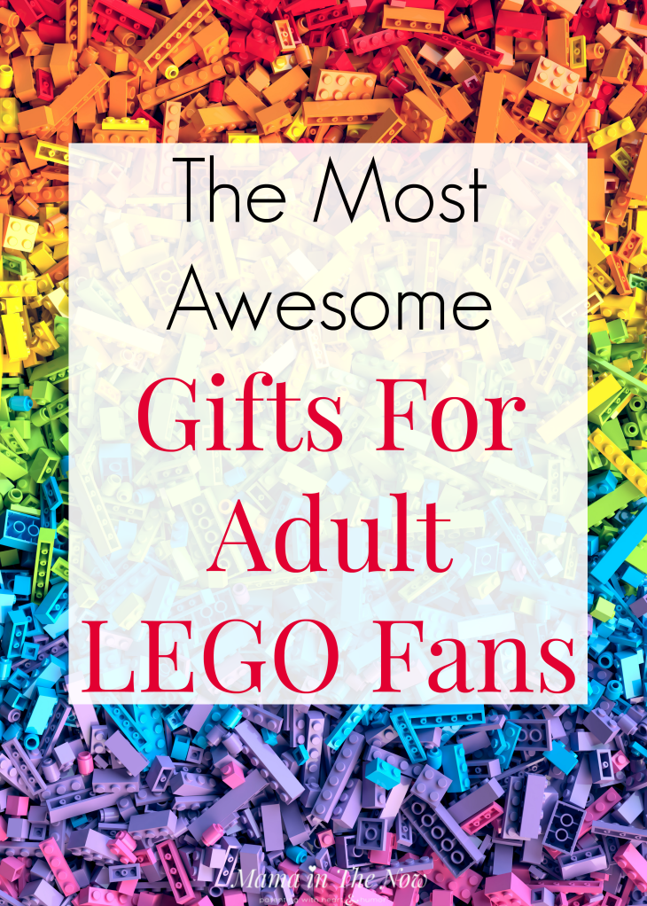 Gift ideas and inspiration for Adult fans for LEGO (AFOL). Everything from backpacks, books, cufflinks and office supplies. These gifts are sure to please for birthdays, Father's Day, Mother's Day and Christmas. LEGO gift ideas and inspiration for adults. #LEGO #AFOL #LEGOGifts #LEGOGiftGuide #LEGOShoppingGuide #Christmas #Giftguide #Giftguideforhim #GiftguideforLEGOfan #Giftguides #LEGOLove #LEGOLife #LEGOIdeas