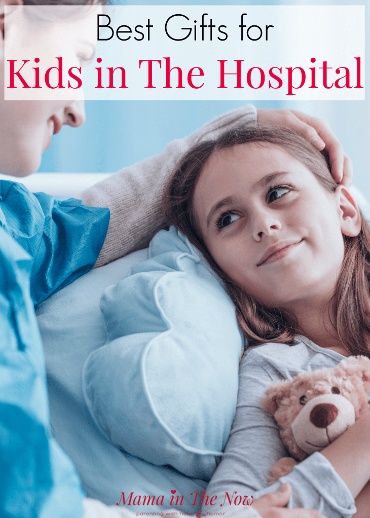Best gifts for kids in the hospital. What do you buy a sick child in the hospital. Gift ideas for sick kids. Toy inspiration and ideas for children in the hospital. #GiftIdeas #GiftsforSickKids #GiftsforKidsintheHospital #GiftsforsickChildren #Toysforkidsinthehospital #CHDAwareness #Heartmom #HeartWarrior #MamaintheNow #ToyList
