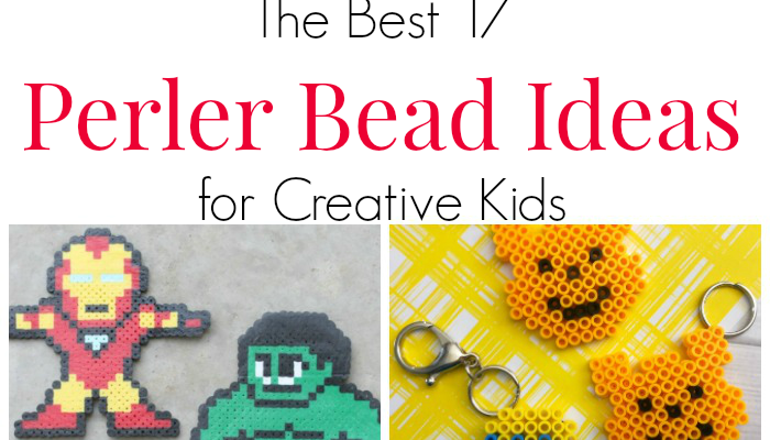 The Best 17 Perler Bead Ideas for Creative Kids