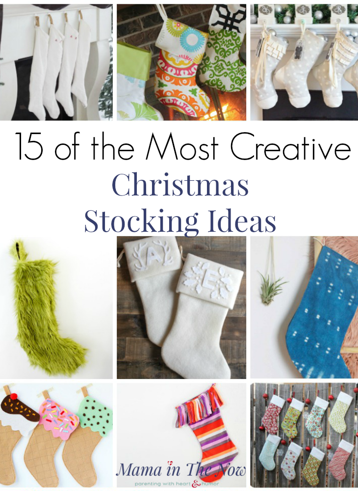 The 15 Most Creative Christmas Stocking Ideas
