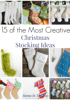 creative christmas stockings