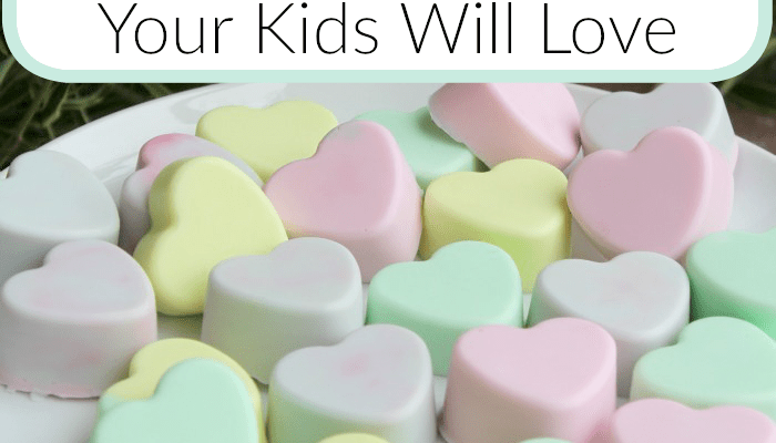 How to Make Handcrafted Soap Your Kids Will Love