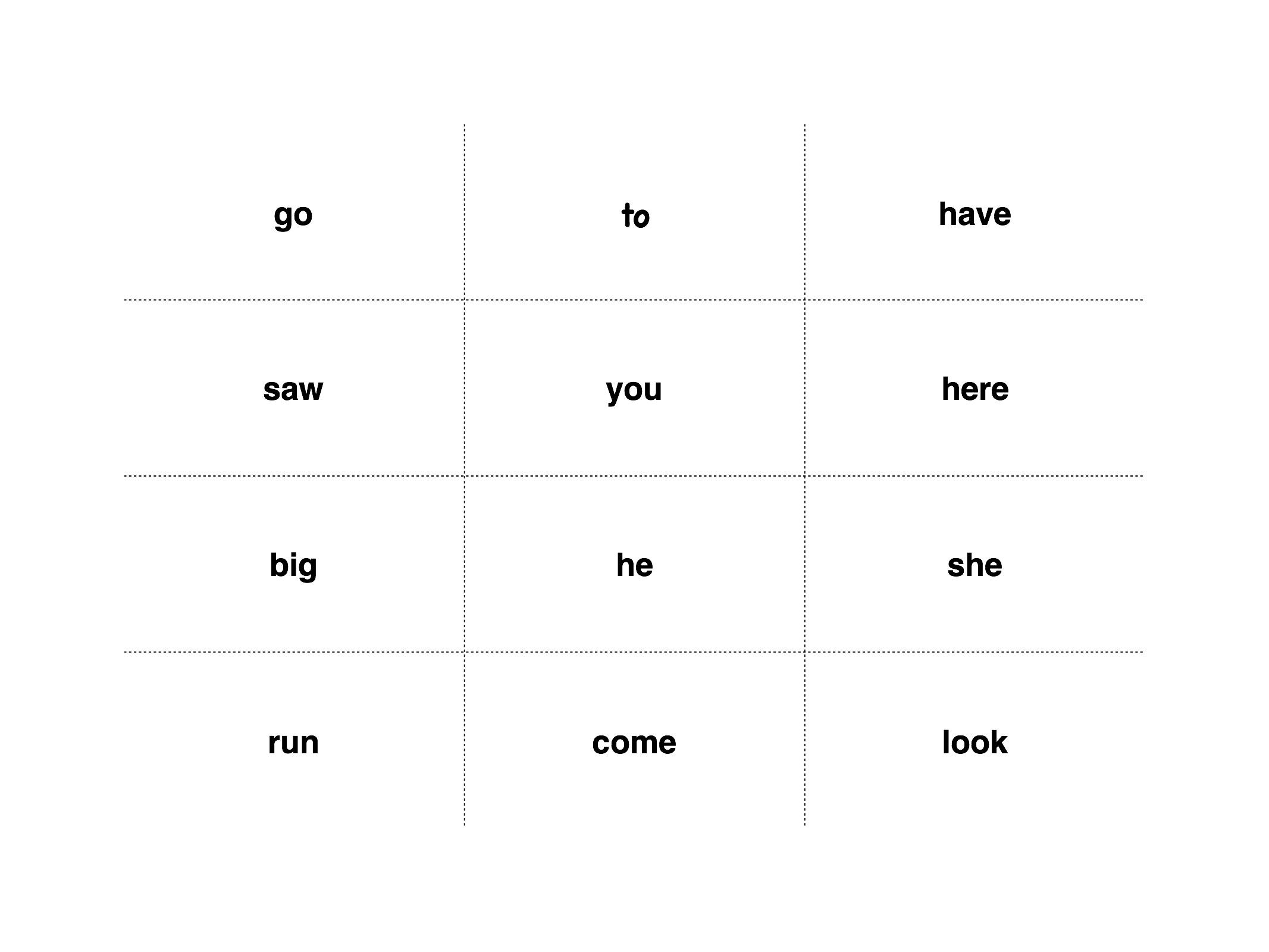 Kindergarten Popcorn Words Mama In Tow