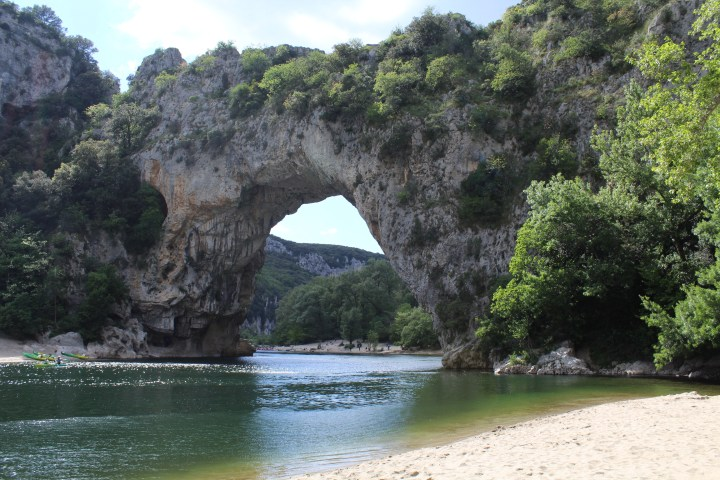 0 28avril - Le Pont d'Arc (5)