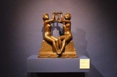 Les deux soeurs (1899) - Aristide Maillol
