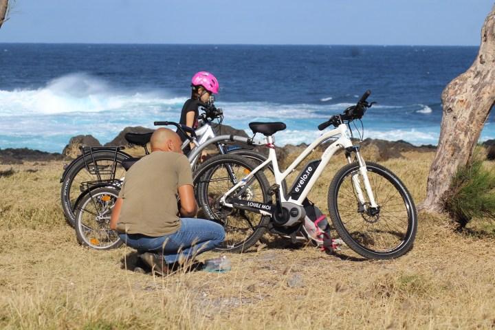 saint leu en vélo électrique