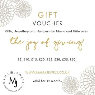 MAMA JEWELS GIFT VOUCHER IMAGE FOR LISTING - Mama Jewels GIFT VOUCHER