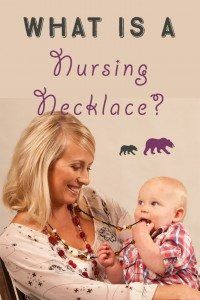 What is a Nursing necklace?