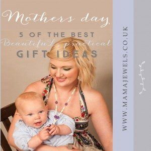 The five best beautiful and practical Mothers day gifts