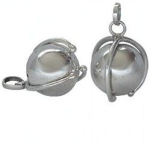 Bola chime necklaces