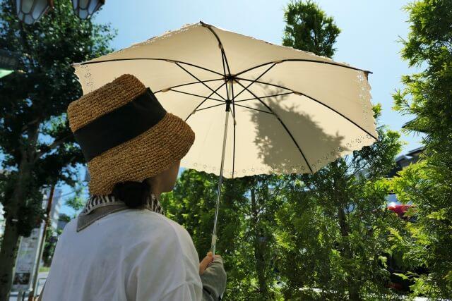 日傘 男性 どう思う キモイ キモい