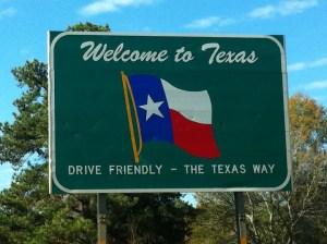 Howdy Texas!