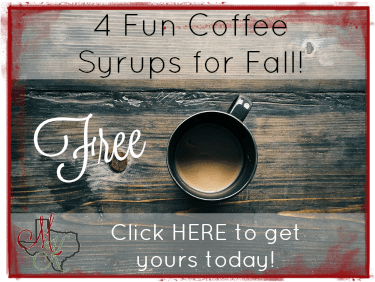 4 Fun Coffee Syrups for Fall