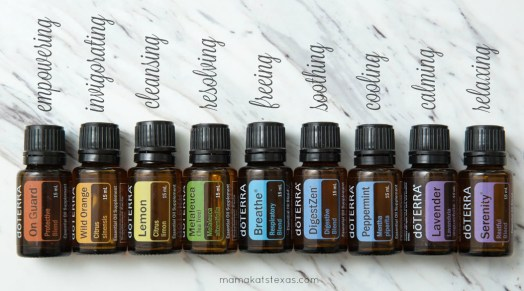 doterra top ten benefits