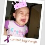Contest Bayi Nangis