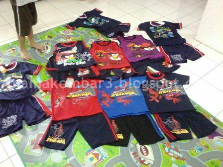 baju kanak kanak murah