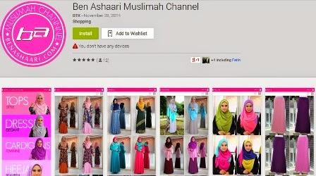 Ben Ashaari Muslimah Channel