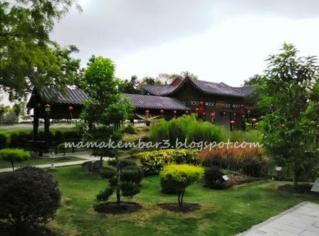 Taman Persahabatan Malaysia-China Putrajaya