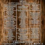 Bufet Ramadhan Burger Bakar Kaw-Kaw Ampang Memang Oh-Sem!
