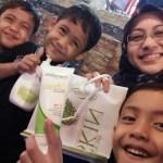 Nak Nangis di Hari Keluarga Kelab Blogger Ben Ashaari!