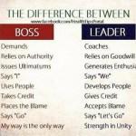 Bos Atau Pemimpin?