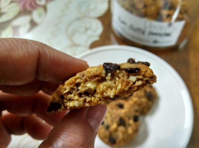 biskut coklat chip
