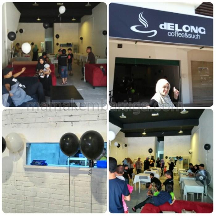 Delong Coffee & Such