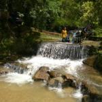 Syoknya Mandi Manda Di Air Terjun Junjung