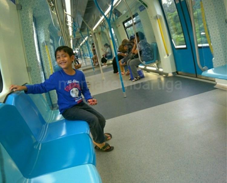 MRT percuma