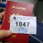 Senang Je Renew Passport di UTC