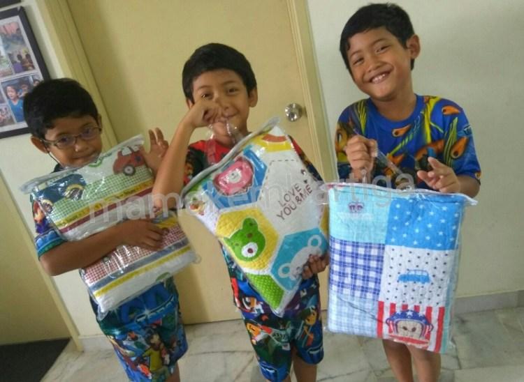 Selimut kanak kanak murah