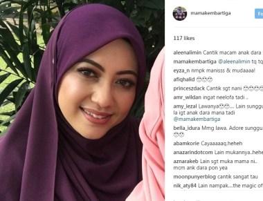 Faeezah Pija MUA murah Selangor KL