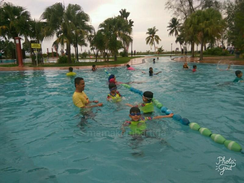 Bercuti di De Rhu Beach Resort Kuantan (1)