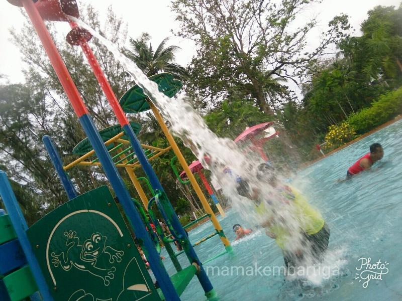 Bercuti di De Rhu Beach Resort Kuantan
