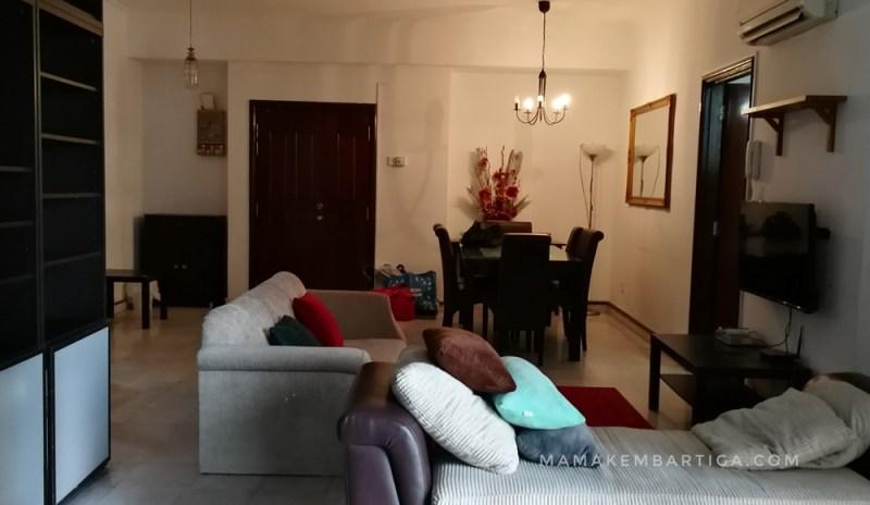Airbnb murah di Kuala Lumpur