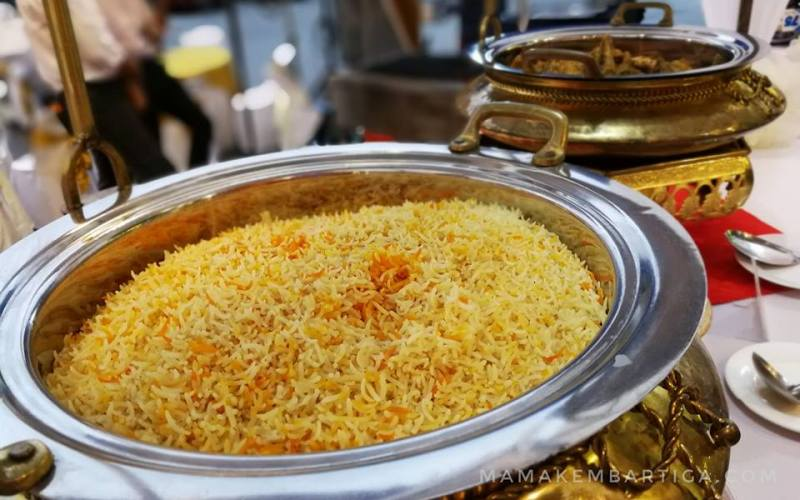 Buffet Ramadhan di Me'nate Steakhub