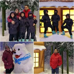 I-City Snowalk Shah Alam
