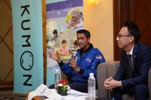 Tips Mendidik Anak Daripada Dato' Dr Sheikh Muszaphar Angkasawan Pertama Negara