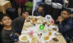 Buffet Ramadhan di Hotel Sri Petaling