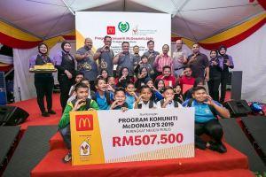 Program Komuniti McDonald's
