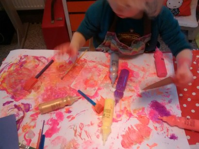 Julia schildert
