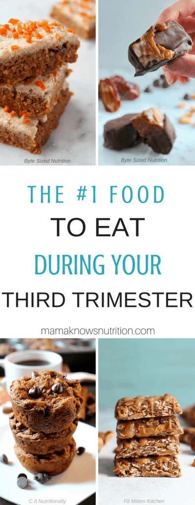 The #1 food to eat during your third trimester | mamaknowsnutrition.com