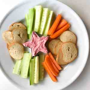 Kid-Friendly Hidden Veggie Dips | mamaknowsnutrition.com