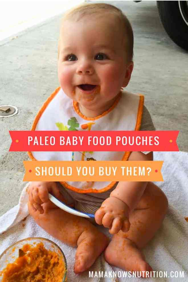 Paleo Baby Food: Is it a Scam? | mamaknowsnutrition.com