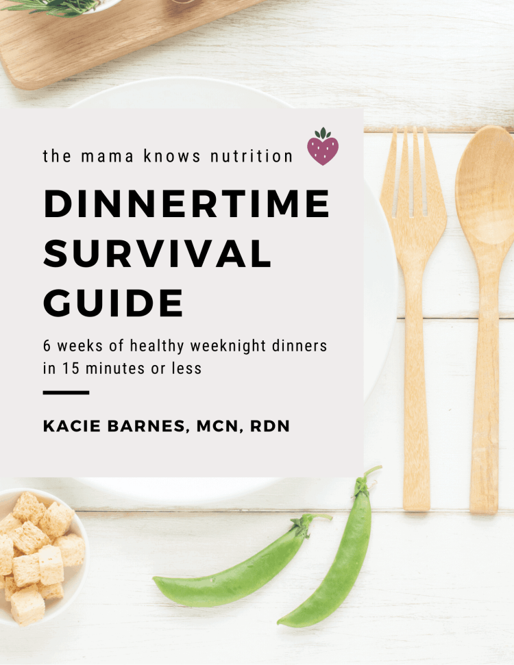 Dinnertime Survival Guide