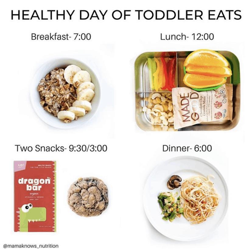 Healthy Vegan Toddler Meals