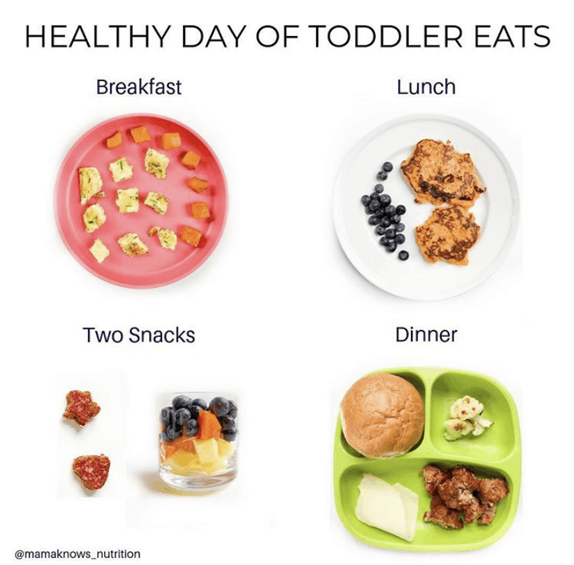 Healthy Toddler Meals